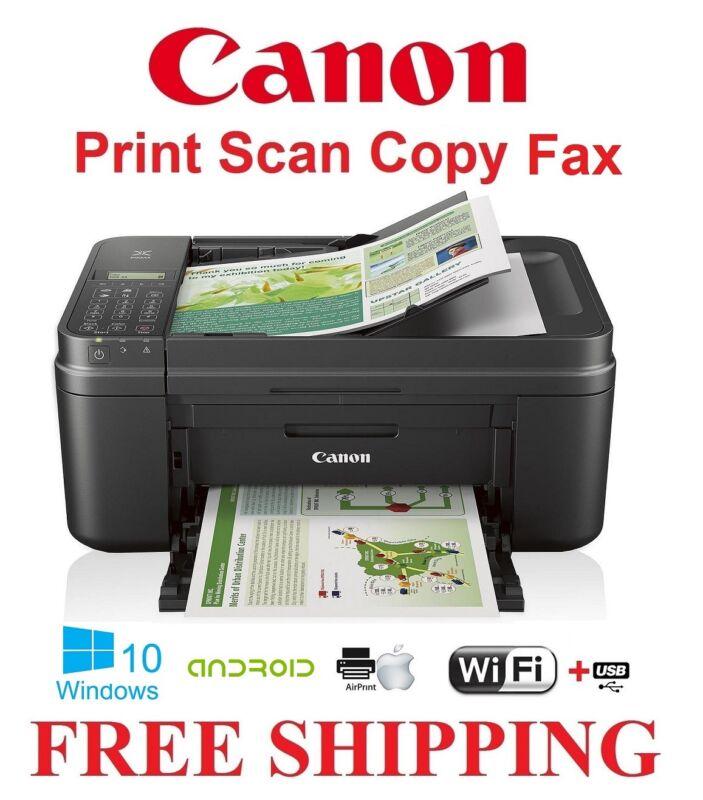 Canon PIXMA MX492 (490) Wireless All-in-One Printer/Copier/Scanner/Fax NEW!!