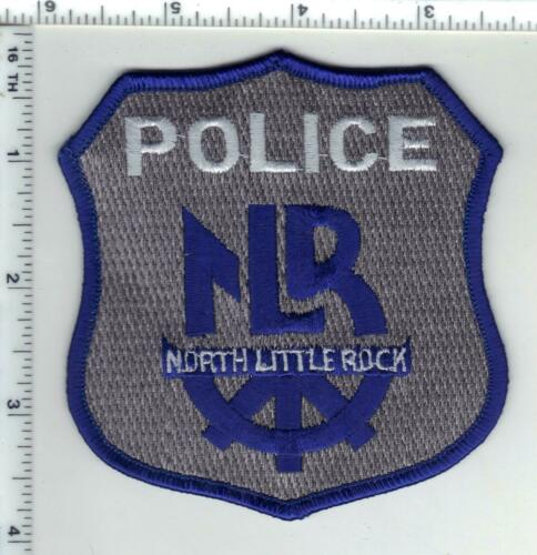 North Little Rock Police (Arkansas) 4th Issue Shoulder Patch