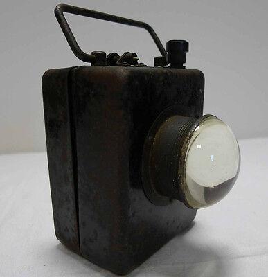 Colba- Lampe, Fahrrad, Radlampe, Taschenlampe 1930