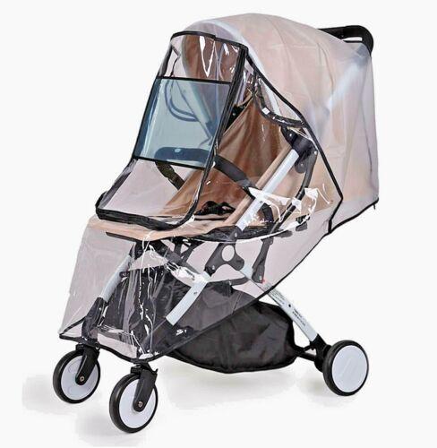 Bemece Baby Stroller Rain Cover Universal, Weather Shield Windproof Water Medium