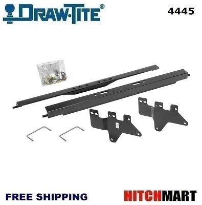 UNDER BED MOUNTING RAIL KIT FOR UNDER / ABOVE-BED GOOSENECK TRAILER HITCH 4445