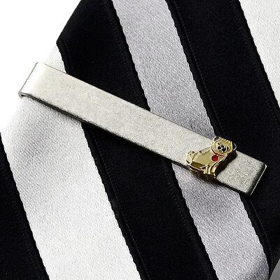 Pug Tie Clip