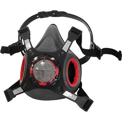 Halbmaske Atemschutzmaske Force8™ Atemschutz EN140 JSP OHNE FILTER NEU TOP Force 8
