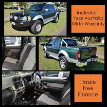 2006 Nissan Navara ST-R D22 S2 Cab Chassis Westcourt Cairns City Preview