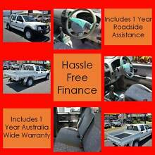 2006 Holden Rodeo Turbo Diesel Dual Cab 4x4 with many Extra's Westcourt Cairns City Preview