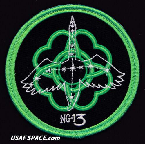 NG-13 Cygnus - CRS-2 OA-13 - Northrop Grumman NASA ISS RESUPPLY ORIGINAL PATCH