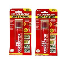 Pet Corrector for Dogs & Cats - 50 ml Interrupting undesirable behaviors 2pk