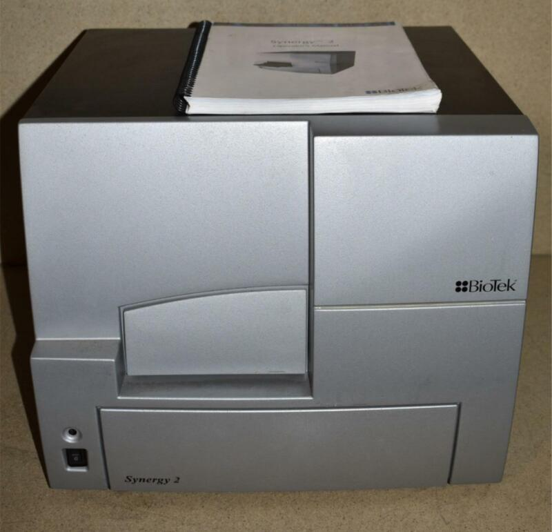 BIOTEK SYNERGY 2 MULTI-MODE DETECTION MICROPLATE/ PLATE READER