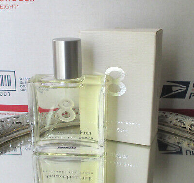 Abercrombie & Fitch 8 FRAGRANCE FOR WOMEN 1.7 fl.oz.(50 ml) New Original Vintage