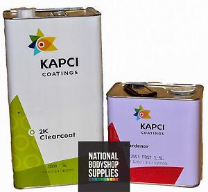 KAPCI-12000-7-5L-Clearcoat-Kit-2K-Lacquer-5L-2-5L-Fast-Hardener-V-High-Gloss