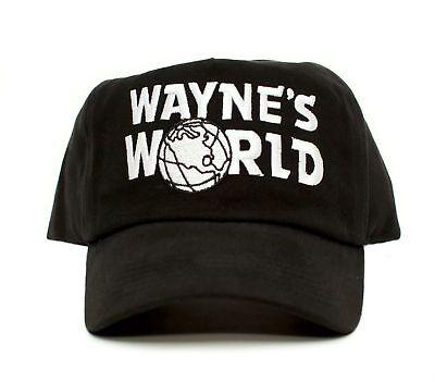 Embroidered Wayne's World Unisex Adult Truckers Hat Cap Costume Garth