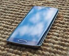 Samsung Galaxy S6 edge - 32GB - Black Sapphire Smartphone