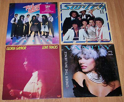 Soul // R&B // Disco // Dance // Funk LP's: 70+ titles - You Pick, Any 1 for $5