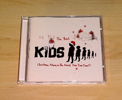 The Best Kids Christmas Album In The World Ever CD - Various, Indie, The (Best Indie Christmas Albums)