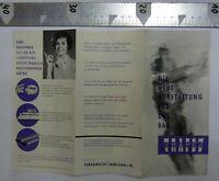 Flyer Trapez 60er Jahre Nordrhein-Westfalen - Düren Vorschau