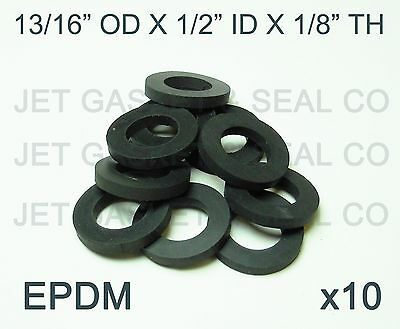 Beer Nut Washers 10-pack Draft Beer Fittings Shank Gasket Made In The Usa Epdm