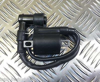 IGNITION COIL FOR <em>YAMAHA</em> PW50 PEWEE PW 50 HT IGNITION COIL WITH PLUG C