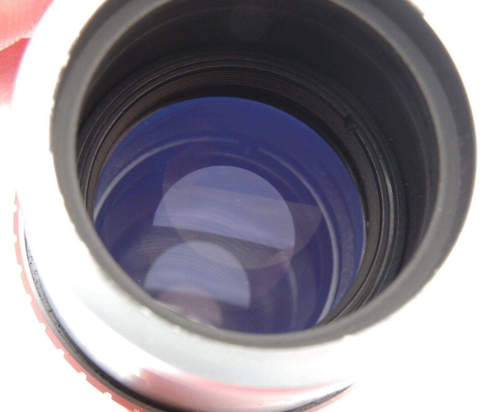 TAYLOR HOBSON COOKE 4 INCH 100mm F4 TELEKINIC C MOUNT LENS ANGENIEUX DALLMEYER - $239.99