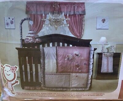Kidsline Fleur 9 Piece Baby Girl Cot Quilt Set - Brand New Unopened for sale  Shipping to South Africa