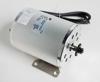 2000w Watt 60v Volt Bldc Electric Motor W Base Boma Bm1024 T8f Sprocket Gokart