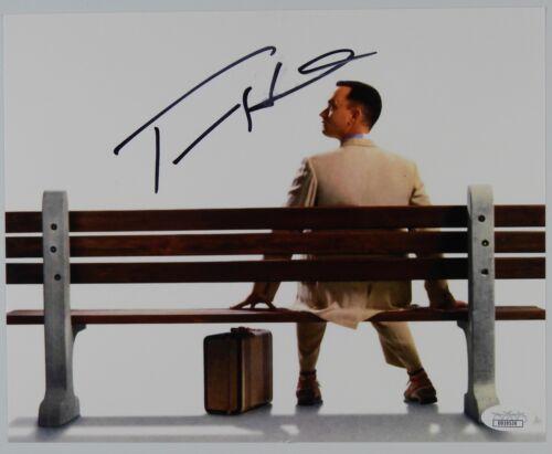 Tom Hanks JSA Forrest Gump JSA Autograph Signed Photo 8 x 10