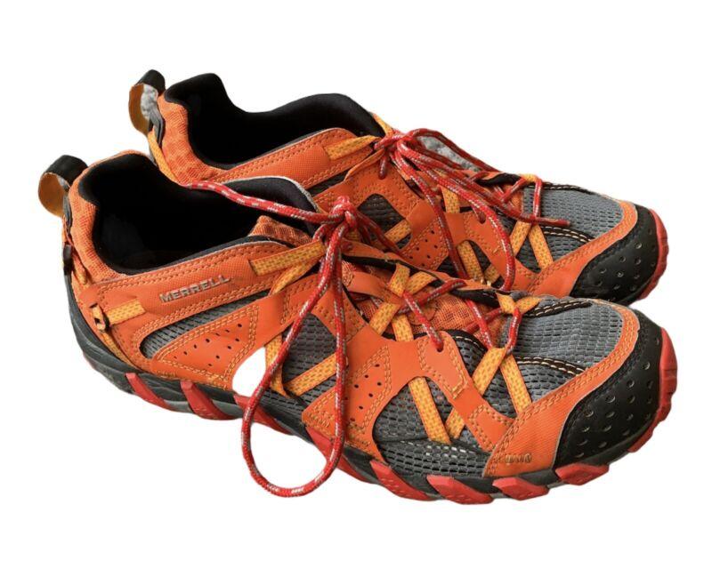 Merrell Maipo Waterpro Walking Shoes Size Uk 10 - Mens