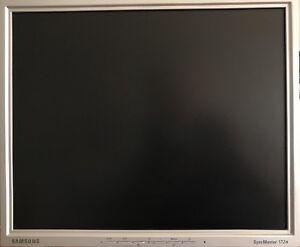 Écran d'ordinateur Samsung Syncmaster 172N