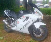 Honda CBR by Chap s Emporium Ltd., Carlisle, Cumbria