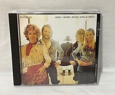 Waterloo by ABBA (CD, Sep-1995, Polydor)