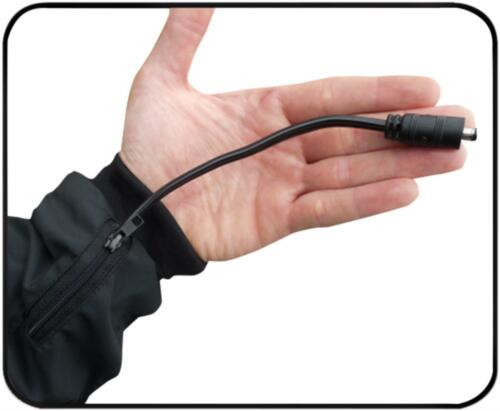 GEARS JKT LINER HEAT X4 BK LG 100310-1-L
