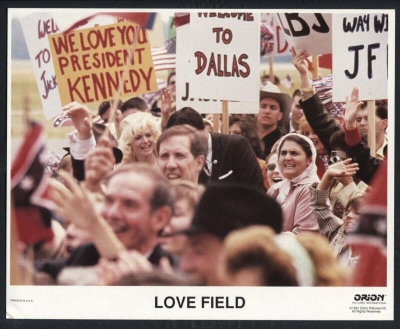 MICHELLE PFEIFFER JOHN F KENNEDY FANS Love Field '91