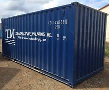 A-Grade 20 foot shipping container in Toowoomba (252699 5 Blue) Toowoomba 4350 Toowoomba City Preview
