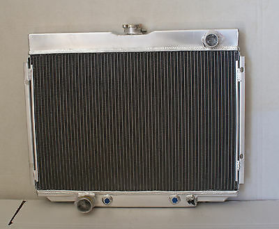 All aluminum radiator for FORD MUSTANG RANCHERO Mercury Cougar XR7 390 428 V8