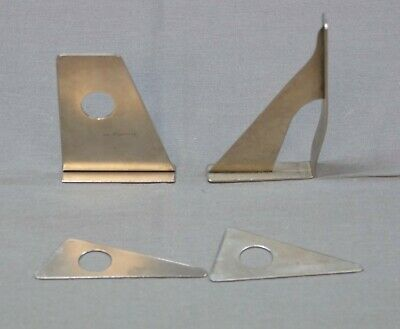 Zimmer Condylar Positioning Plate - Lot Of 4  R3