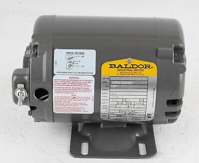 New 34g719m472g1 Baldor 13 Hp Industrial Motor 115 Volts 1725 Rpm