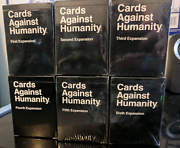 Card's Against Humanity Expansions 1-6 North Lakes Pine Rivers Area Preview