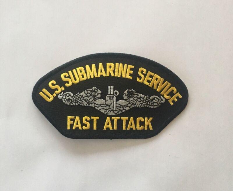 U.S. Submarine Service Fast Attack Patch