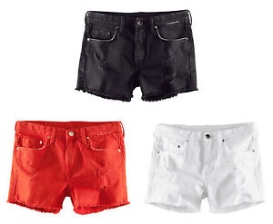 DENIM-Womens-Ladies-Denim-Jeans-Shorts-Sizes-8-20-BNWT