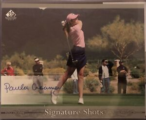 GOLF AUTOGRAPHS AND MUCH MORE GREAT PRICES