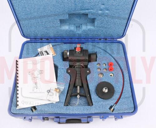 Druck PV411 Pneumatic/Hydraulic Hand Pump Kit