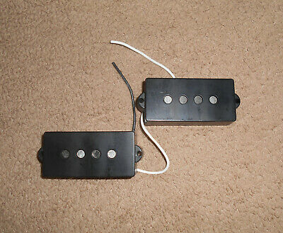 2004 Fender American Deluxe P Bass PICKUP USA Deluxe Precision