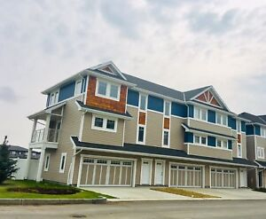 Brand New Harbour Landing Townhomes! 2 & 3 Beds with Garages!