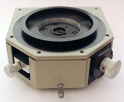 Nomarski Dic Prism Slider Attachment For Bausch Lomb Balplan Microscopes Bl