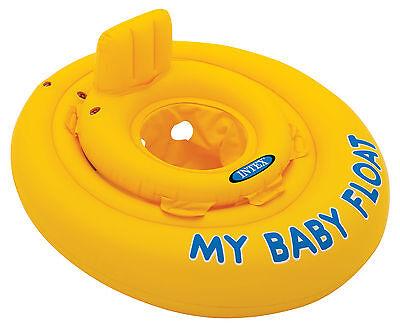 Intex My Baby Float Swimming Aid Swim Seat (6 month - 1 year)  #56585