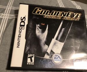 Nintendo DS GoldenEye Rogue Nation