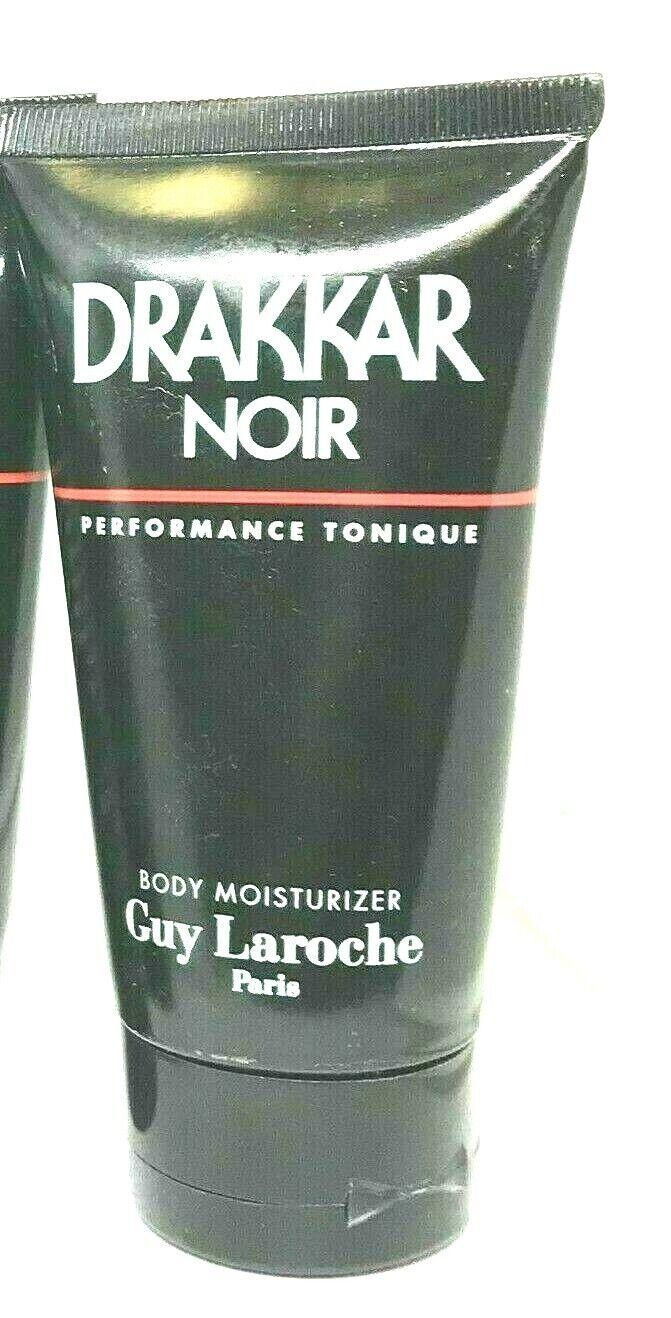 rare drakkar noir body moisturizer lotion 2