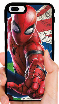SPIDER-MAN SPIDERMAN SPHONE CASE FOR IPHONE XS MAX XR X 8 7 PLUS 6S 6 PLUS 5C 5S