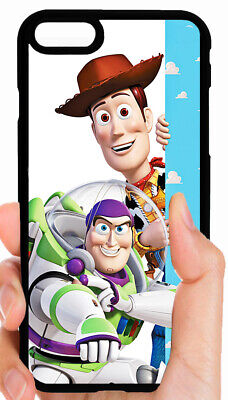 WOODY & BUZZ TOY STORY PHONE CASE FOR IPHONE XS MAX XR X 8 7 6S 6 PLUS 5S SE 5C