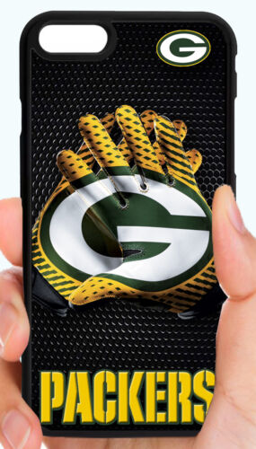 GREEN BAY PACKERS NFL PHONE CASE FOR iPHONE XS MAX X 8 PLUS 7 6 6S PLUS 5S 5C 4S