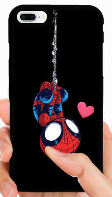 BABY SPIDERMAN PHONE CASE COVER FOR IPHONE XR XS MAX 8 PLUS 7 6S 6 PLUS 5S 5C 4